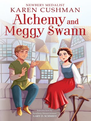 cover image of Alchemy and Meggy Swann