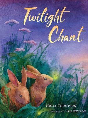 cover image of Twilight Chant