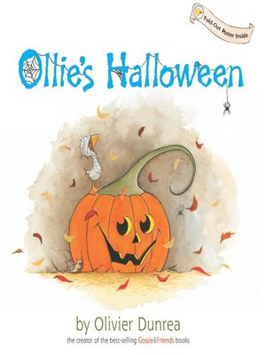 cover image of Ollie's Halloween