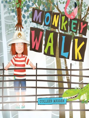 cover image of Monkey Walk