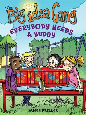 cover image of Everybody Needs a Buddy