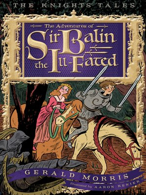 cover image of The Adventures of Sir Balin the Ill-Fated