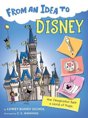 cover image of From an Idea to Disney