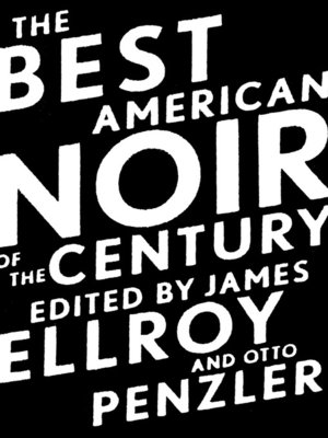 cover image of The Best American Noir of the Century