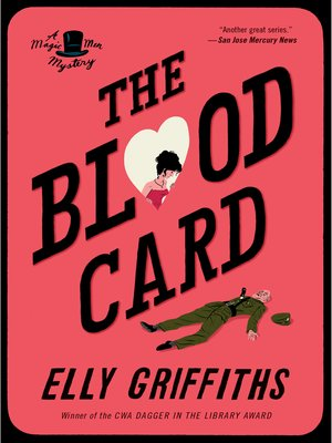 cover image of The Blood Card
