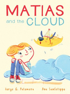 cover image of Matias and the Cloud