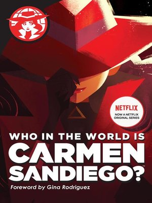 cover image of Who in the World Is Carmen Sandiego?
