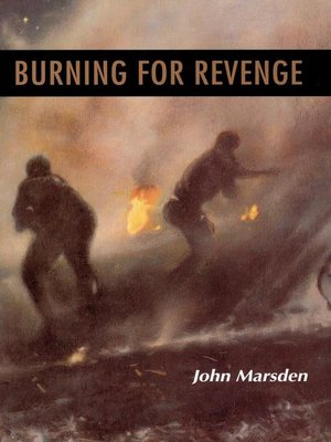cover image of Burning for Revenge