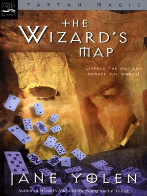 cover image of The Wizard's Map