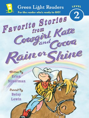 cover image of Favorite Stories from Cowgirl Kate and Cocoa