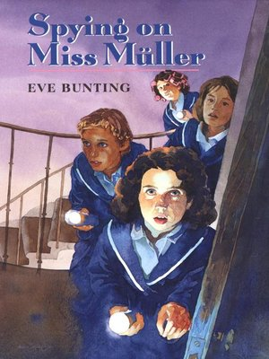 cover image of Spying on Miss Muller