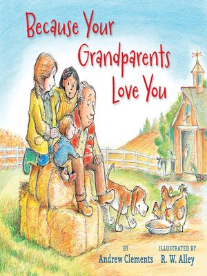 cover image of Because Your Grandparents Love You