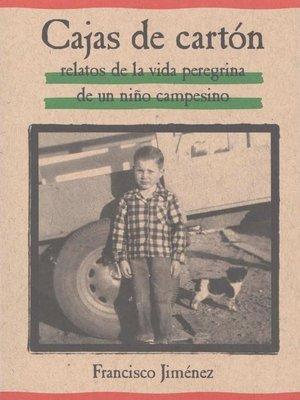 cover image of Cajas de carton