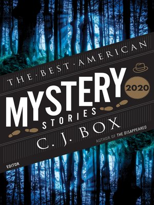 cover image of The Best American Mystery Stories 2020