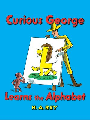 cover image of Curious George Learns the Alphabet (Read-aloud)