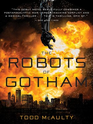 cover image of The Robots of Gotham