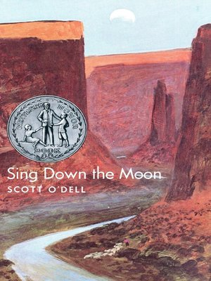 cover image of Sing Down the Moon