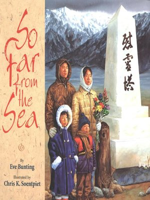 cover image of So Far from the Sea
