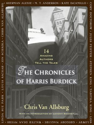 cover image of The Chronicles of Harris Burdick