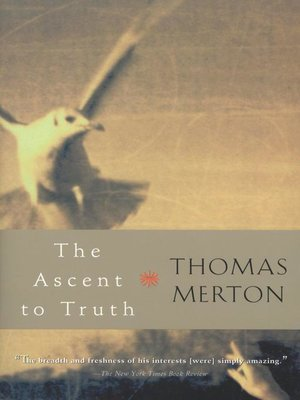 cover image of The Ascent to Truth