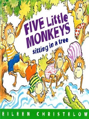 cover image of En un Arbol Estan los Cinco Monitos / Five Little Monkeys Sitting in a Tree