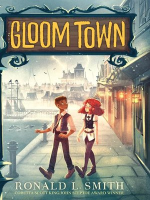 cover image of Gloom Town