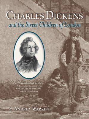 cover image of Charles Dickens and the Street Children of London