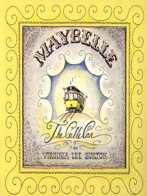 cover image of Maybelle the Cable Car