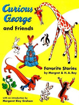 cover image of Curious George and Friends