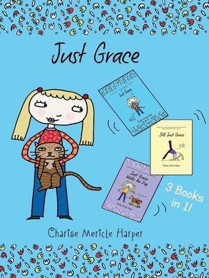 cover image of Just Grace Three Books in One!