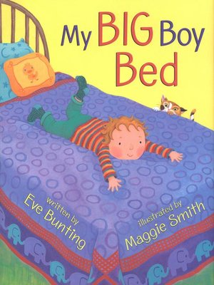 cover image of My Big Boy Bed