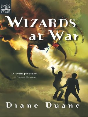 cover image of Wizards at War