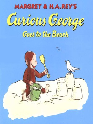 cover image of Curious George Goes to the Beach (Read-aloud)