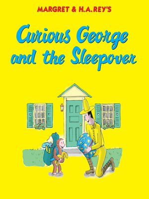 cover image of Curious George and the Sleepover