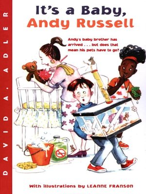 cover image of It's a Baby, Andy Russell