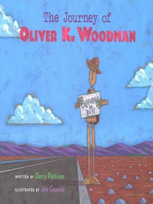 cover image of The Journey of Oliver K. Woodman