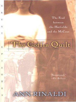 cover image of The Coffin Quilt