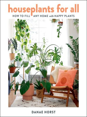cover image of Houseplants for All