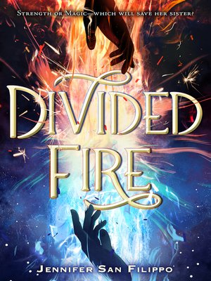 cover image of Divided Fire
