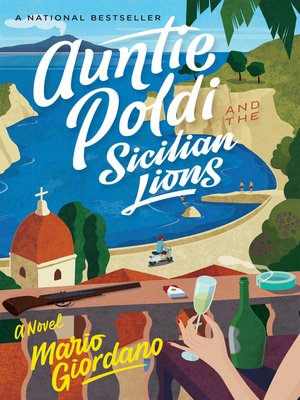cover image of Auntie Poldi and the Sicilian Lions
