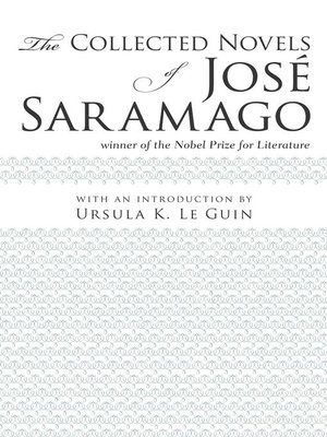 cover image of The Collected Novels of José Saramago