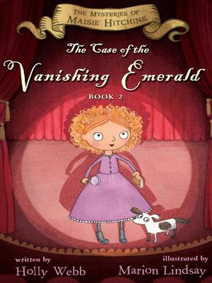 cover image of The Case of the Vanishing Emerald