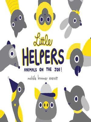 cover image of Little Helpers