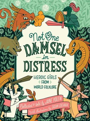 cover image of Not One Damsel in Distress