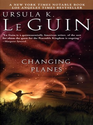 cover image of Changing Planes