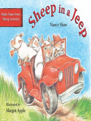 cover image of Sheep in a Jeep