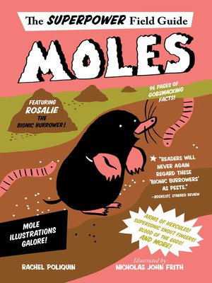 cover image of Moles