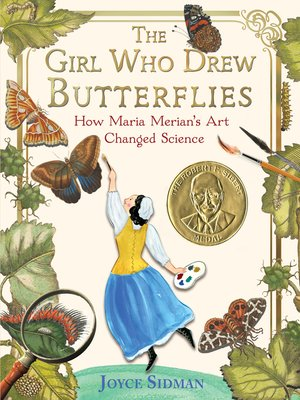 cover image of The Girl Who Drew Butterflies