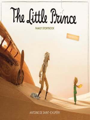 cover image of The Little Prince Family Storybook