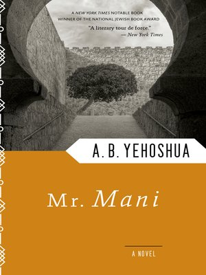 cover image of Mr. Mani
